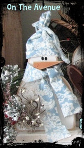 #2 - Sully Snowman (Free Standing)