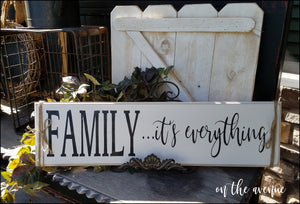 Family - It's Everything