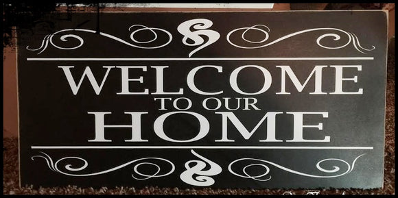 #6 - Welcome To Our Home