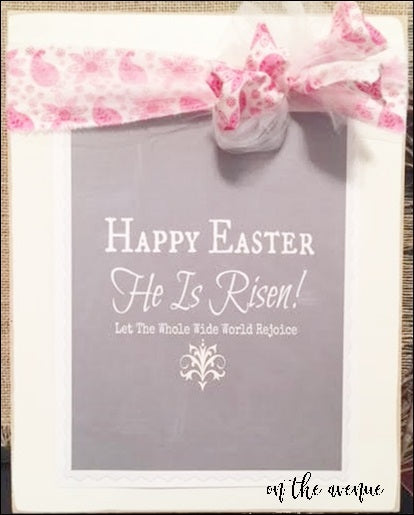 Happy Easter - He Has Risen!