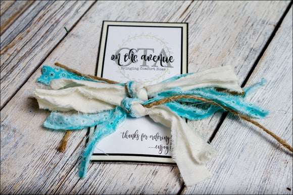 Light Blue - Mini Knot Set