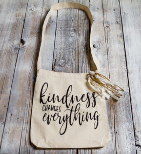 ~Kindness Changes Everything~ Tote Bag