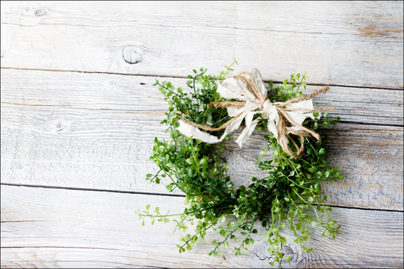 ~Boxwood Wreath~
