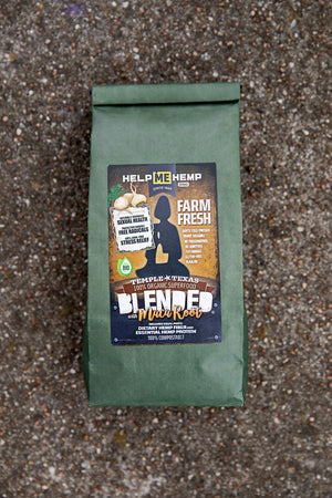 Maca Root Superfood Hemp Blend