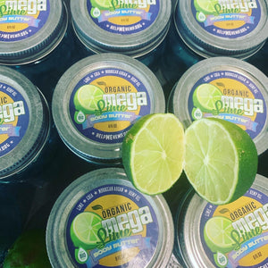 Omega Lime Body Butter