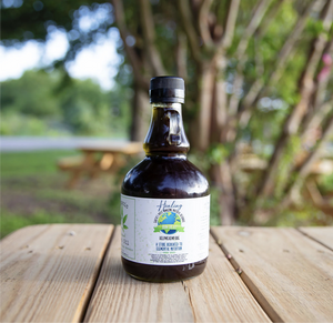 Organic Unrefined Hemp Seed Oil