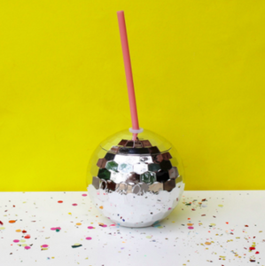 Silver Disco Drink