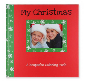 Keepsake Coloring Book - Christmas