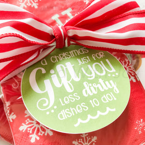 Christmas Wishes - Less Dishes