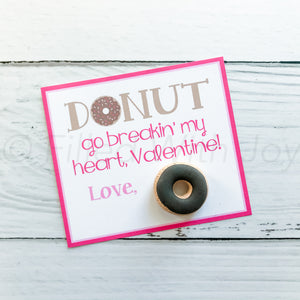 Donut Break My Heart