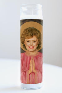 Golden Girls Blanche Prayer Candle