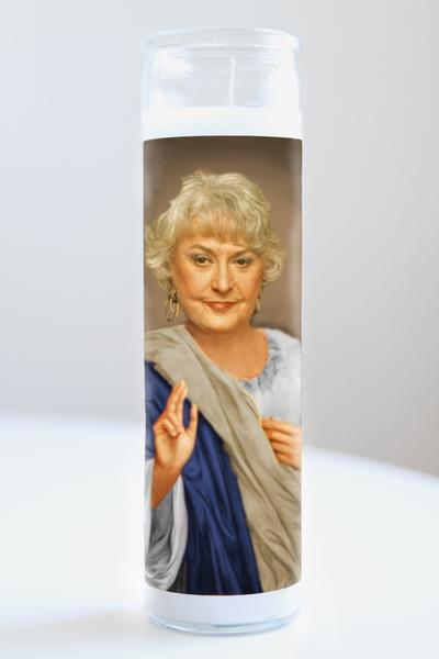 Golden Girls Dorothy Prayer Candle