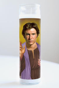 Han Solo Prayer Candle