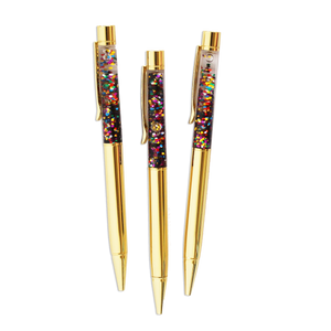 To The Point Confetti Pen Set