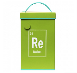 Periodic Table Recipe Box