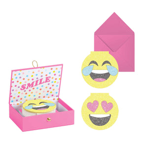 Smile Boxed Thank You Notes