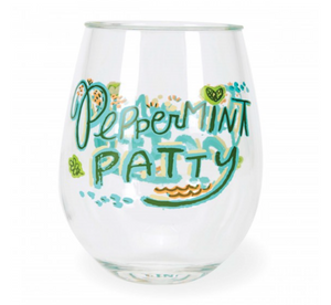 Peppermint Patty Cocktail Cup
