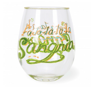 Fa La La Sangria Cocktail Cup