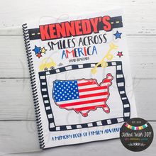 Kids Travel Journal
