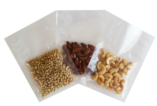 Sample Pack (50g x 3) UNSALTED - FREE - Simply Nuts