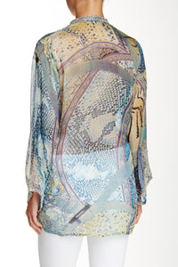 Mia - Silk Tunic
