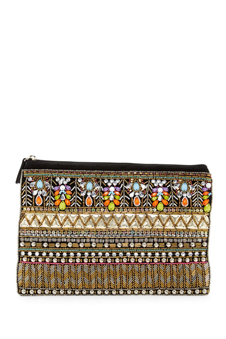 Embellished Diva Clutch
