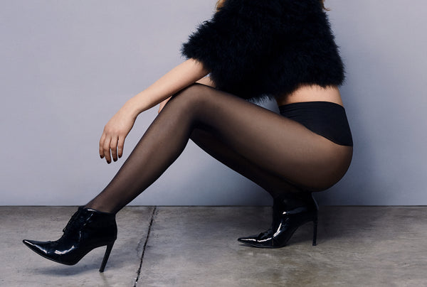 tights that don't ladder sag or pinch