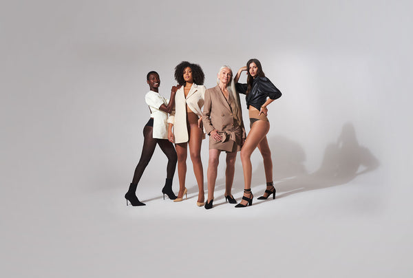 We Were Over Tights That Laddered, Sagged & Pinched - So We Reinvented Them