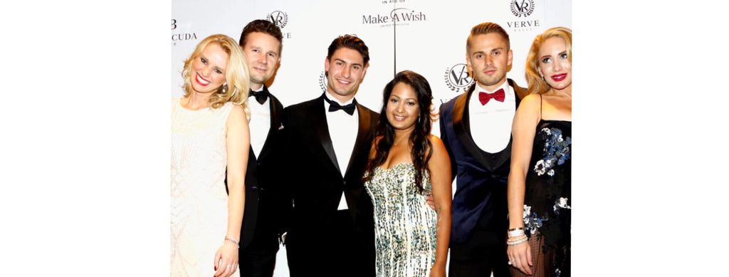Another successful year for the Verve Rally Charity Gala as they raise funds for Make-A-Wish® UK