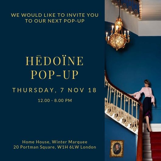 Pop-up Store at Home House
