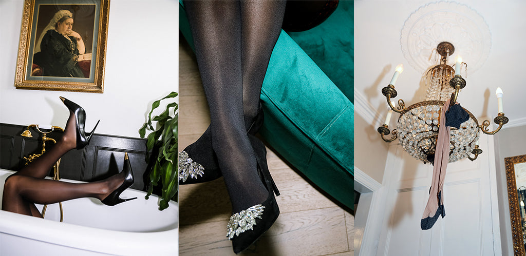 Black Tights Unique Gift Guide