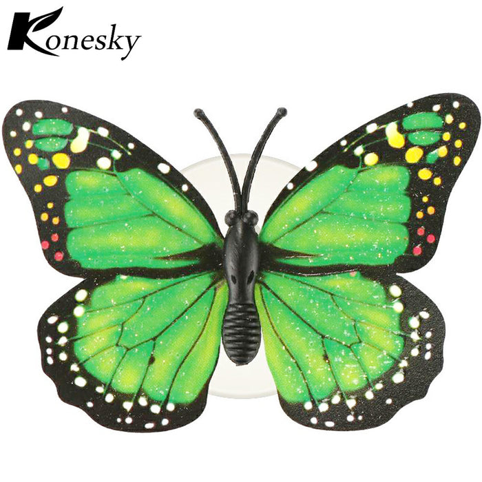 Butterfly Shape Led Wall Sconce Light Wall Plate Night Light Home Decoration Wall Light Fixture Bedside Led Lighting 85-265v Lights & Lighting