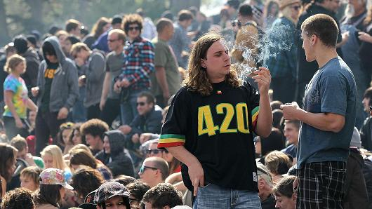 Bummer, man: Legal marijuana sales come in lower than expected as California celebrates 4/20