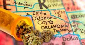 Oklahoma Cannabis Bill 788 Dispensary MMJ CLUB Marijuana NORML
