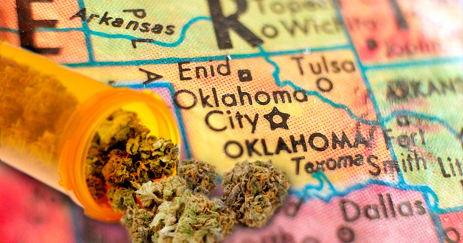 Oklahoma Cannabis Bill 788 Dispensary - MMJ - Marijuana - NORML