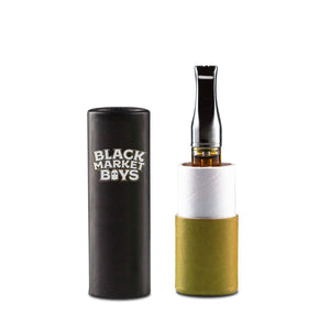 black market new cartridge packaging