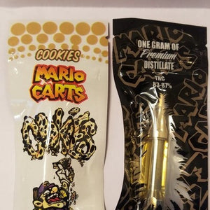 Mario Carts - 100 Cartridges - Ceramic TOP QUALITY USA DISTRIBUTOR