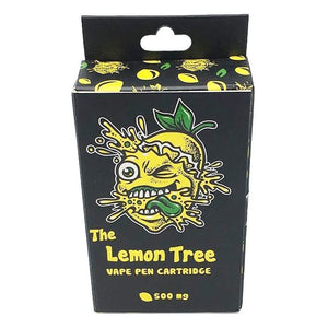 the lemon tree vape cartridge