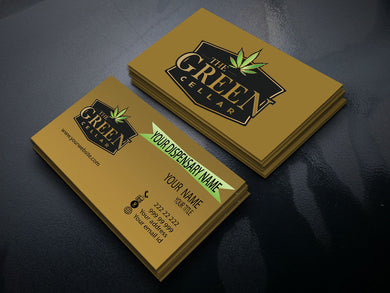 Cannabis PRINT  - LEGAL CANNABIS Design Services