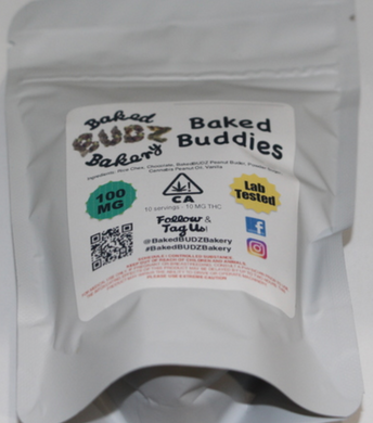 Baked Buddies - Baked Budz Bakery - Legal Cannabis 2018