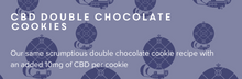 Goodship CBD Double Chocolate Cookie