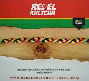 Rebel Kultcha One Life Bracelet