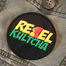 Rebel Kultcha Embroidered Patch