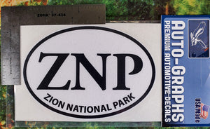 ZNP Sticker