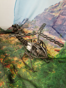 Metal Helicopter