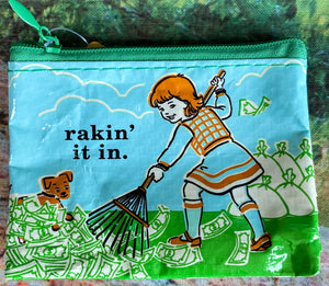 Rackin' It In Coin Purse