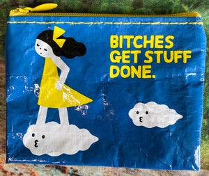 B*tches Get Stuff Done Coin Purse