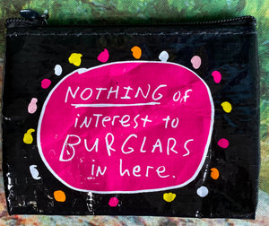 Nothing of Interest Coin Purse