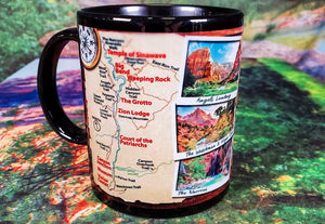Zion Hiking Trail Mug