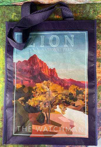 Zion Fundraiser Reusable Bag